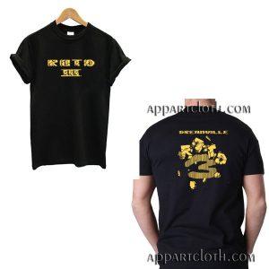 ROTD 3 Dreamville J Cole Shirts
