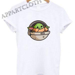 Star Wars Mandalorian Baby Yoda Shirts