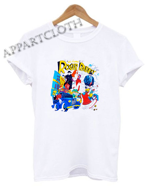Who Fromed Roger Rabbit Shirts