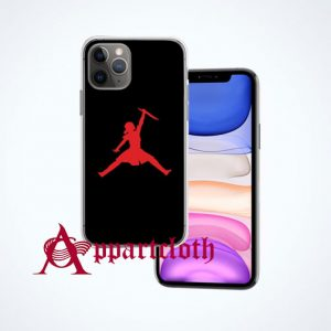 Air Arya Red iPhone Case and Cover