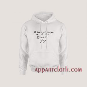 All The Love Harry Styles Hoodies