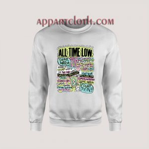 All Time Low Collage Unisex Sweatshirts