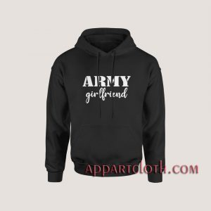 Army Girlfriend Hoodies