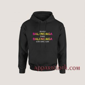 Balenciaga City Hoodies