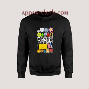Battle For Dream Island Poster Unisex Sweatshirts