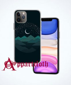 Between The Mountains And The Stars iPhone Case and Cover
