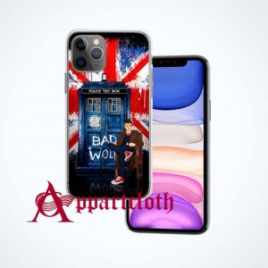 British Bad Wolf iPhone Case and Cover