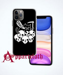 Cat Got Your Soul iPhone Case and Cover