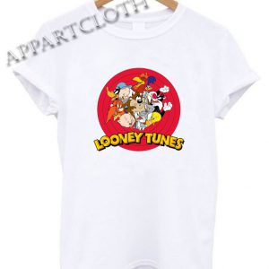 Character Looney Tunes Shirts