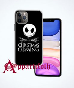 Christmas is coming iPhone Case Cover