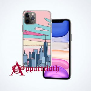 City sunset iPhone Case Cover