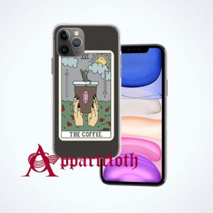 Coffee Reading iPhone Case Cover