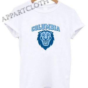 Columbia University Lions Shirts