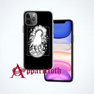 Crystal Ball Monochrome iPhone Case Cover