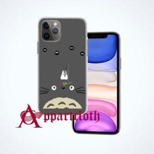 Cute Totoro iPhone Case Cover