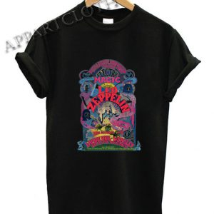 Electric Magic Led Zeppelin Shirts