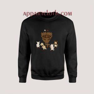 Game Of Musical Thrones Unisex Sweatshirts