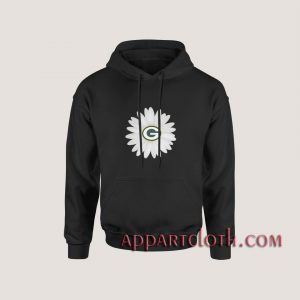 Green Bay Packers Daisy Hoodies