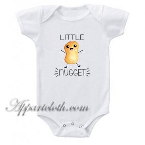 Little Nugget Funny Baby Onesie