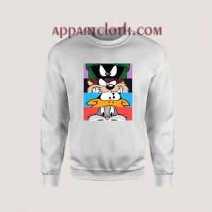Looney Tunes Characters Unisex Sweatshirts