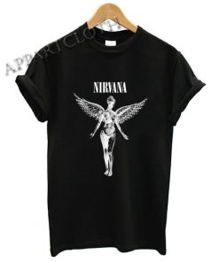 Nirvana Angel Shirts