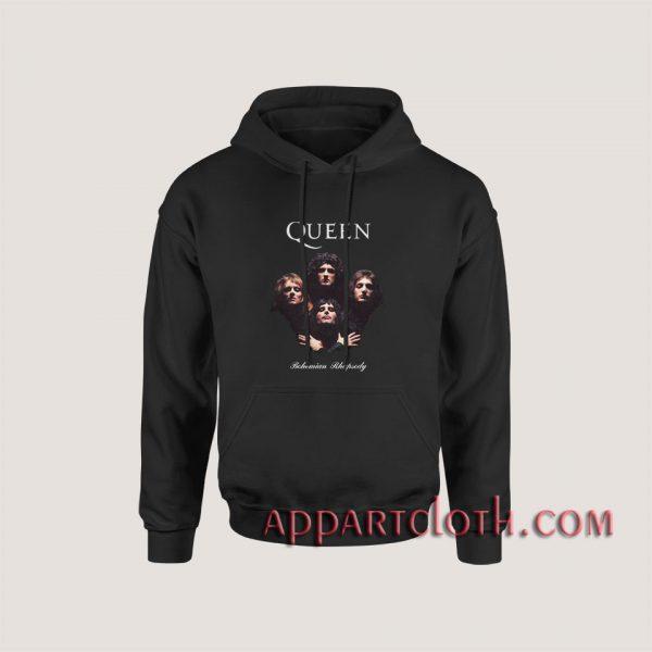 Queen Bohemian Rhapsody Hoodies