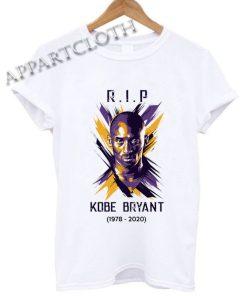 RIP Kobe Bryant Shirts