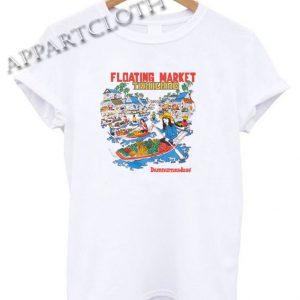 Vintage Floating Market Thailand Shirts