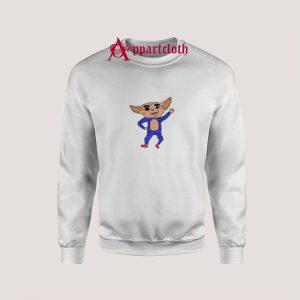 Baby Yobama the Hedgehog Sweatshirts