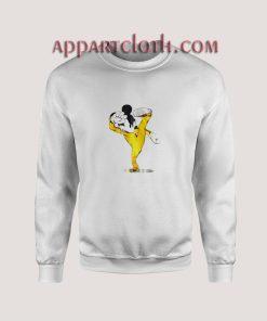 Blues Lee x Mickey Mouse Sweatshirts
