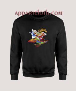 Disney Three Caballeros Sweatshirts