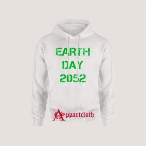 Earth Day 2052 Hoodies