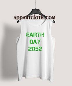 Earth Day 2052 Tank Top