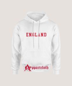 England Hoodies