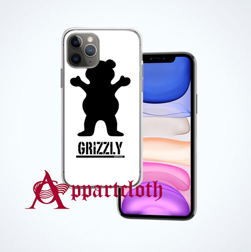 Grizzly Griptape iPhone Case Cover