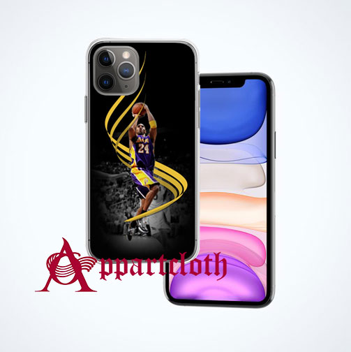 Kobe Bryant Slum Dunk iPhone Case Cover