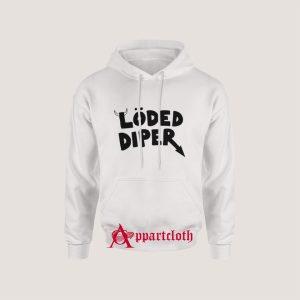 Loded Diper Hoodies