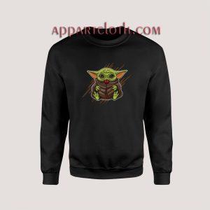 MANDA JODA Sweatshirts