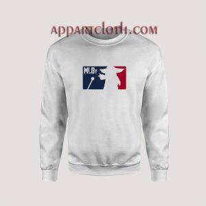 Major League Baby Yoda Sweatshirts
