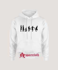 Ministry of Silly Walks Hoodies