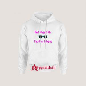 Mrs. Iglesias Hoodies
