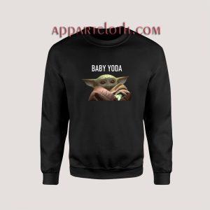 Star Wars Baby Yoda Sweatshirts