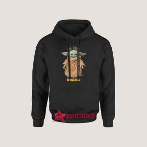 Star Wars The Mandalorian The Child Hoodie