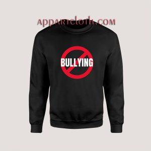 Stop Bullying Sweatshirts