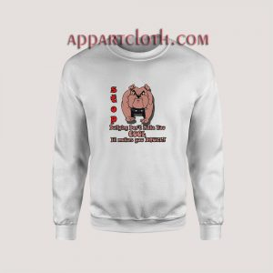 Stop the Bullying Sweatshirts