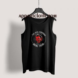 The devil whispered Tank Top