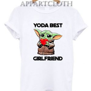 Yoda Best Girlfriend Shirts