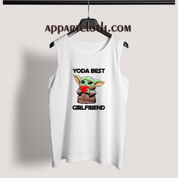 Yoda Best Girlfriend Tank Top