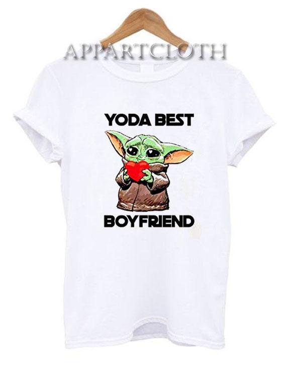 Yoda Best Husband Shirts