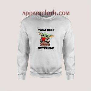 Yoda Best Husband Sweatshirts